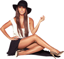 Anahi png psd by GuerreroBelives