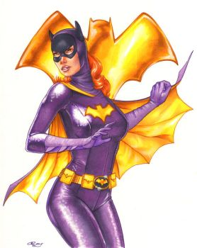 TV Batgirl by Dangerous-Beauty778
