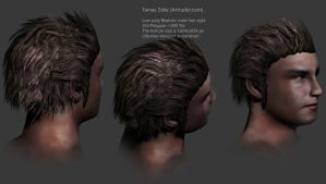 Male Hair style by Artruder