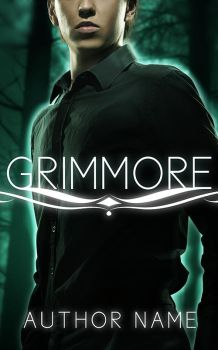 Grimmore Premade Cover by Everpage