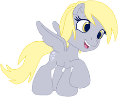 Derpy goes G3.5 by Nutty-Nutzis