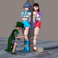...is this the way to tie a senshi? by TuxedoMelvin