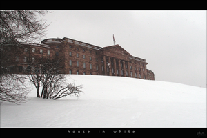 House in White by pkoc