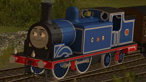 Hamish the Caledonian 439 Class Character Profile by WarshipNo10