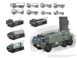 Prototype 2 Truck Concept by SBigham