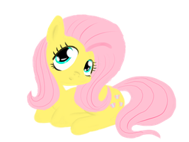 Fluttershy by PorcyPinkPorcupine