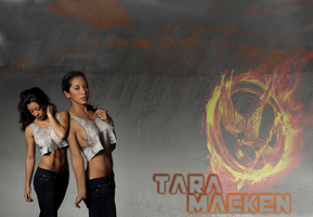Tara Macken by Brownilla