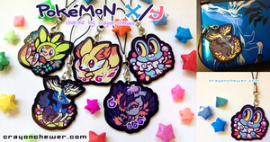 X/Y Charms! by crayon-chewer