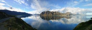 Distant Reflections by Danwhitedesigns