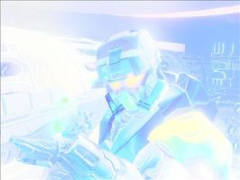 Master Chief Negative by devils2666