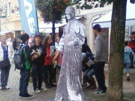 Silver Man by FreakyPhoto