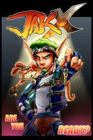Jak X - Are You READY? by straya