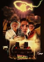 Back to the Future by jdesigns79