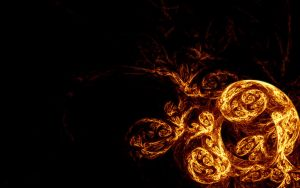 Flamey Fractal by Sir-Anthony