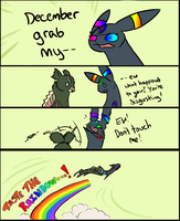 TASTE THE RAINBOW by CheezieSpaz