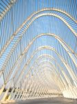 Olympic Stadium in Athens by AnnWed