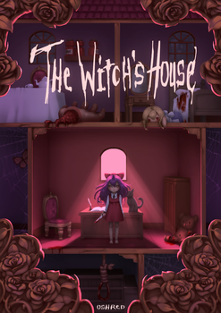 The Witch's House: Peek by oshRED