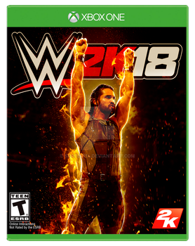 WWE 2K18 - The Kingslayer by spacer114