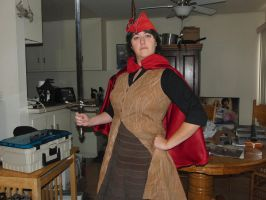 Halloween 2012: femme Prince Phillip costume by Lokotei
