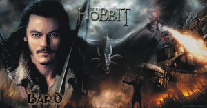 Bard the Bowman in -The Desolation of Smaug- by LadyCyrenius