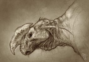 Herbivore concept, TI by aaronsimscompany