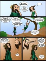Kyoshi - The Undiscovered Avatar page 8 by Amirai