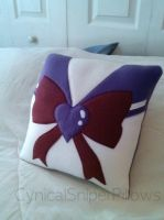 Sailor Saturn Pillow by CynicalSniper