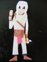 Paper Altair AC by CoolestNinja1242