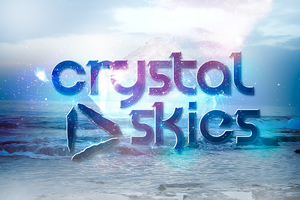 Crystal Skies Cover by Nightmare95GFX