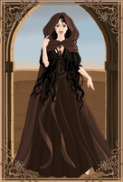 My Rapunzel Mother Gothel by musicmermaid