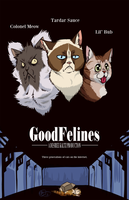 The Good Felines by Dezfezable