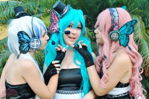 Magnet - Vocaloid by cosplayculture