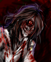 Jeff the Killer by Asano-nee