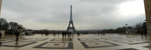 a day in paris by cheechwizard