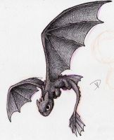 Toothless by thedanimator