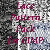 Lace Patterns by TheNaughtyPirate