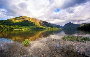 Buttermere Summer by scotto