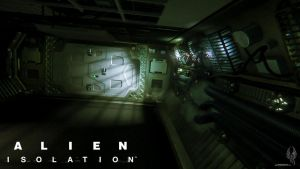 Alien Isolation 142 by PeriodsofLife