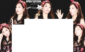 [THEME ZM] : Happy Birthday Taeyeon by leeken2002