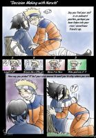 Decision Making with Naruto by sw