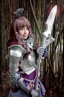 [Fire Emblem: Awakening] Sumia by Lady-aka-Mikuru