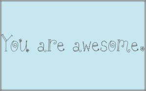 You really are. by Dudiette