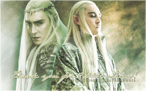 Thranduil [Page Milestone] by Athraxas