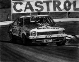 Peter Brock by SuperSal001