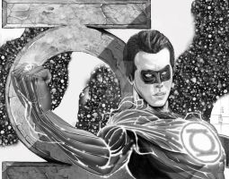 Green Lantern 2011 by GraphixRob