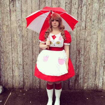 Bee and Puppycat: I got fired today by PookieBearCosplay