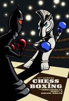 Chess Boxing by Monster-Man-08
