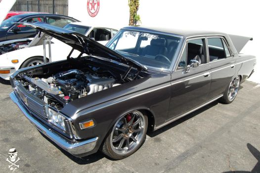 Toyota Crown 2JZ by CZProductions
