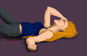 Speedpaint - This time it's different by Absolute-Sero