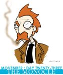 movember 23 by striffle